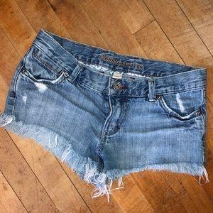Cute Mossimo Jean Shorts!!